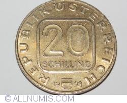 20 Schilling 1993 - Tirol