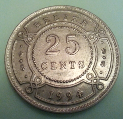 Image #1 of 25 Cents 1994