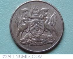 Imaginea #2 a 1 Cent 1972
