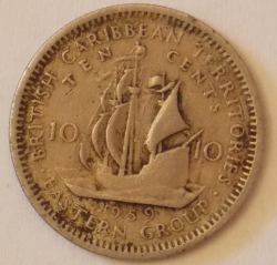 Image #1 of 10 Cents 1959