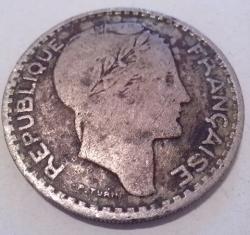 Image #2 of 100 Francs 1952