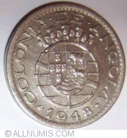 Image #2 of 50 Centavos 1948