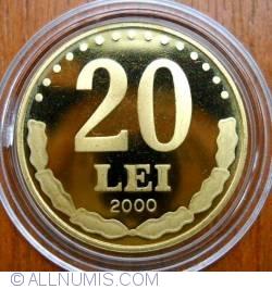 Imaginea #1 a 20 Lei 2000