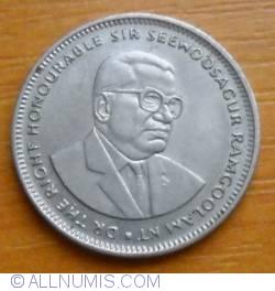 Image #2 of 1 Rupee 1987