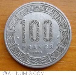 Imaginea #1 a 100 Francs 1983