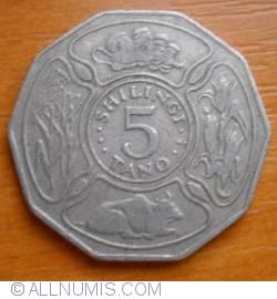 Image #1 of 5 Shilingi 1973 FAO