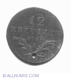 Image #1 of 12 Kreutzer 1795 E