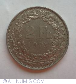 Image #1 of 2 Francs 1975