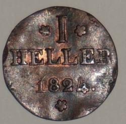 Image #2 of 1 Heller 1824