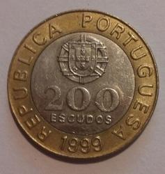 Imaginea #1 a 200 Escudos 1999