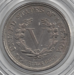 Image #2 of Liberty Head Nickel 1883