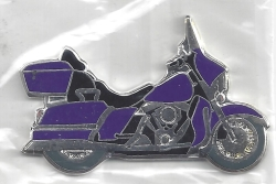 Image #1 of 1 Dollar 2007 - Commerative Harley Davidson  Purple