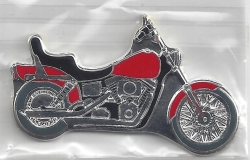 Image #1 of 1 Dollar 2007 - Commerative Harley Davidson Red