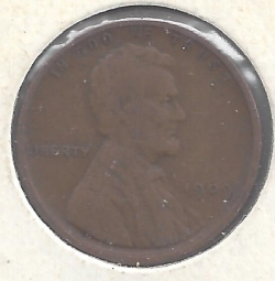 Image #1 of Lincoln Cent 1909