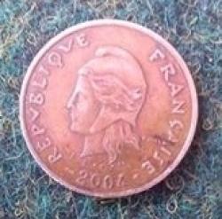 Image #2 of 100 Francs 2004