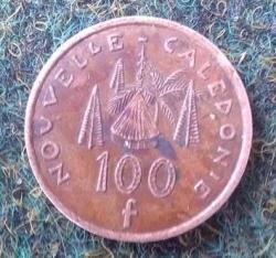 Image #1 of 100 Francs 2004