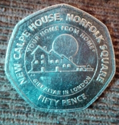 Image #1 of 50 Pence 2018 - New Calpe House