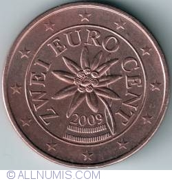 Image #2 of 2 Euro Cent 2009