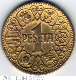 Imaginea #1 a 1 Peseta 1944