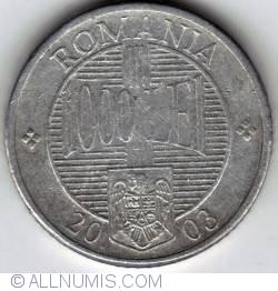 Image #1 of 1000 Lei 2003
