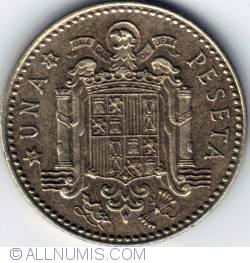 Image #1 of 1 Peseta 1975 (76)