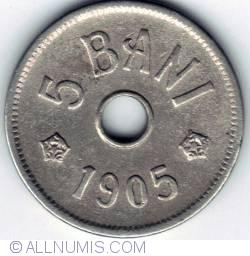 Imaginea #1 a 5 Bani 1905