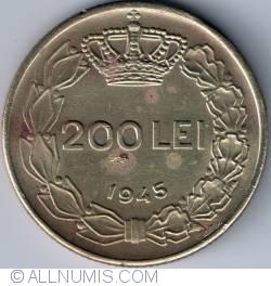 200 Lei 1945
