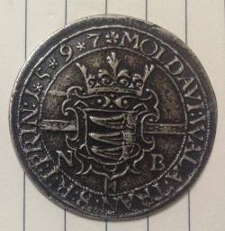 1 Thaler 1597