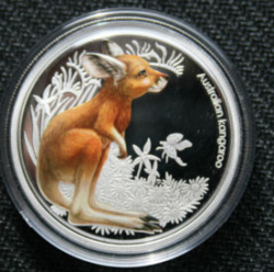 Image #2 of 50 Cents 2010 - Bush Babies Kangaroo