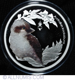 Image #2 of 50 Cents 2012 - Bush Babies II Kookaburra