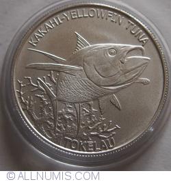 Image #2 of 5 Dollars 2014 Kakahi - Yellowfin Tuna