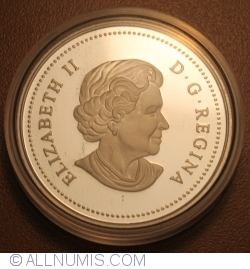 Image #1 of 1 Dollar 2004 - 400th Anniversary First French Settlement
