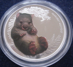 Image #2 of 50 Cents 2013 Bush Babies II - Wombat