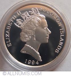 5 Dollars 1994 - Alvaro Mendana de Neyra