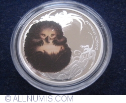 Image #2 of 50 Cents 2013 Bush Babies II - Echidna