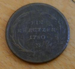 Image #2 of 1 Kreutzer 1780 N