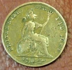 Imaginea #2 a Farthing 1840