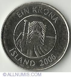 Image #2 of 1 Krona 2006