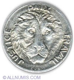 Image #1 of 10 Francs 1965