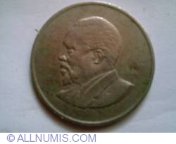 Image #2 of 1 Shilling 1966