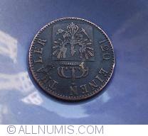 Image #2 of 3 Pfenninge 1862 A