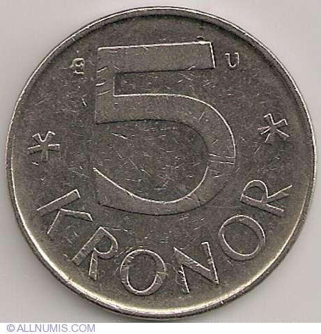 5 Kronor 1985