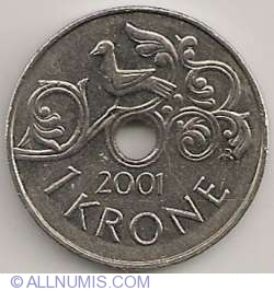 Image #1 of 1 Krone 2001