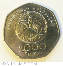 Image #1 of 2000 Dobras 1997