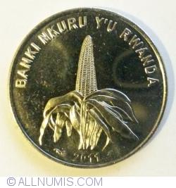 Image #2 of 50 Francs 2011