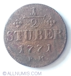 Image #1 of 1/2 Stuber 1771