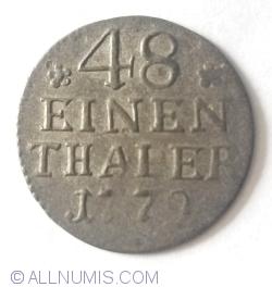 Image #1 of 1/48 Thaler 1779 A