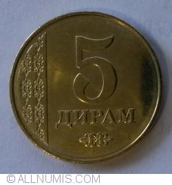 Image #1 of 5 Dirams 2011