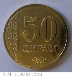 Image #1 of 50 Dirams 2011