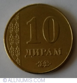 Image #1 of 10 Dirams 2011